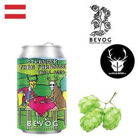 Bevog / Wild Beer - Stranger Than Paradise 330ml CAN