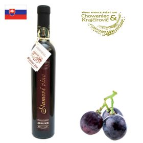 Chowaniec a Krajčírovič Alibernet slamové víno 2017 375ml