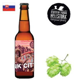 Hellstork Pink City 330ml