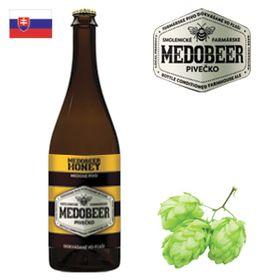 Medobeer Honey Ale 750ml