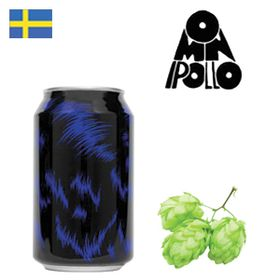Omnipollo Meret Double Blackberry Smoothie Sour 330ml CAN