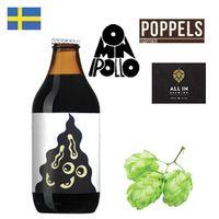 Poppels / Omnipollo / All In - Kokostopp 330ml