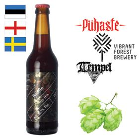 Pühaste / Tempel / Vibrant Forest - Rustle 330ml