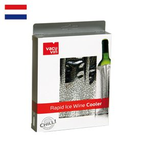 Vacuvin rapid ice wine cooler