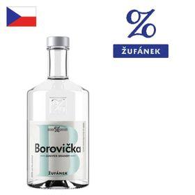 Žufánek Borovička 45% 500ml